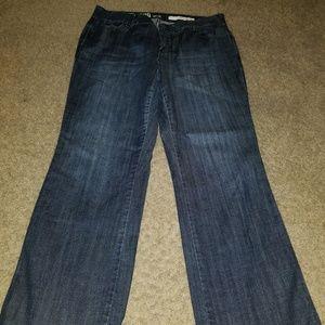 Straight legged DKNY jeans